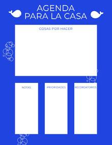 Agenda Programación