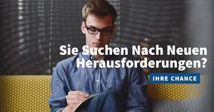 career website banner ads  Werbeflyer