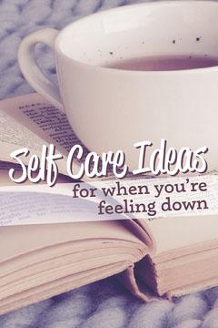 Purple Self Care Ideas Pinterest Tea Time