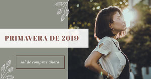 spring retail banner ads  Anuncio