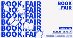 Book Fair Instagram Landscape Event Ticket