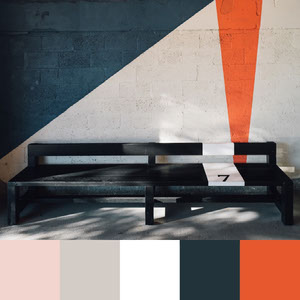 Color Palettes | Clean & Modern 8 101 Brilliant Color Combos