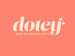 Coral &. Cream Polka Dots Baby Gifts Facebook Shop Cover Baby's First Year