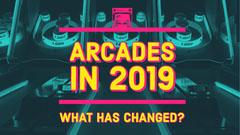 Arcade Youtube Thumbnail with Pinball Machine Lifestyle