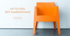 furniture mark downs facebook  Orange