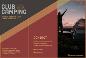 Club Camping Page web