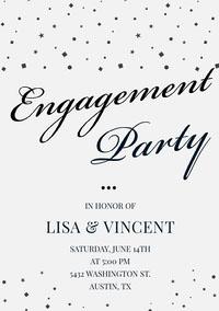 Engagement  Engagement Invitation