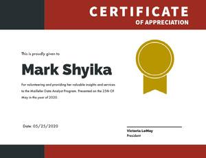 Mark Shyika