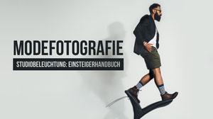 MODEFOTOGRAFIE YouTube-Banner