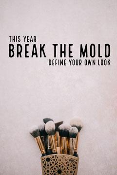 Break the Mold Pinterest Beauty