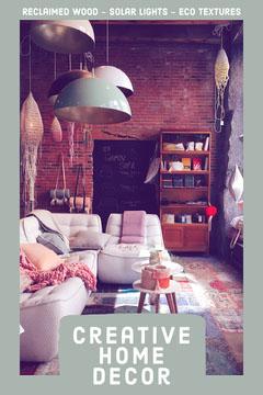 Creative home decor Lifestyle