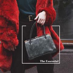 red black white fashion the essential instagram square  Shopping