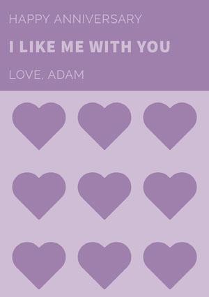 I LIKE ME WITH YOU