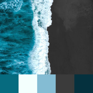 Color Palettes | Earthy 10 101 Brilliant Color Combos
