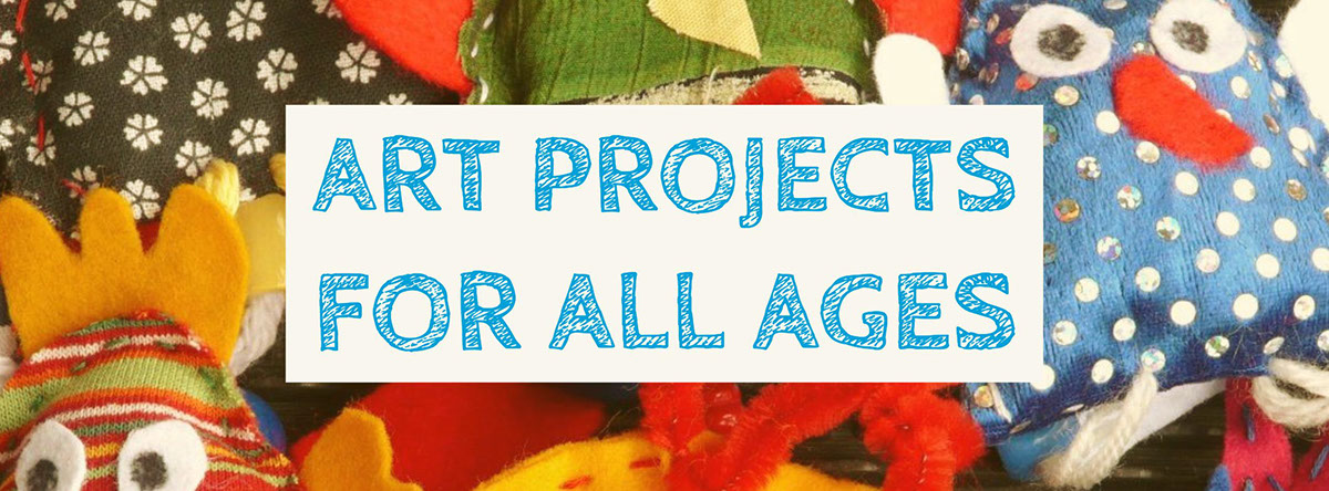 Art projects for all ages