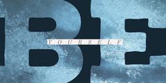 Blue Inspirational LinkedIn Banner Typography