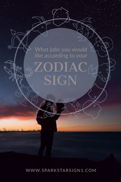 Violet and Black Zodiac Sign Pinterest  Sign