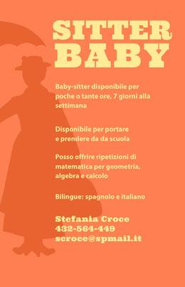 BABY Volantino