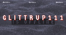 GLITTRUP111 Bannière Twitch