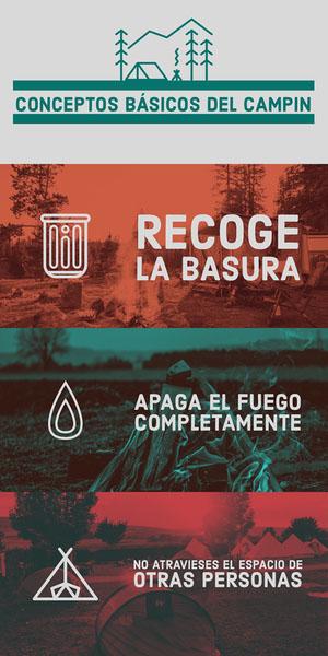 RECOGE <BR>LA BASURA Infografías