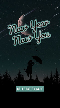 New Year<BR>New You New Year