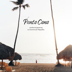 Punta Cana Couple