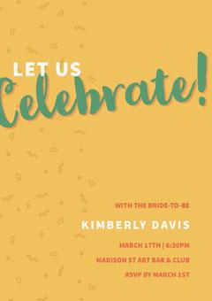 Celebrate! Celebration
