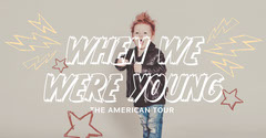 WHEN WE WERE YOUNG Band