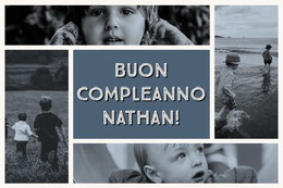BUON COMPLEANNO NATHAN!