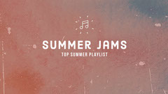 Red Summer Music Playlist Youtube Channel Art  Summer