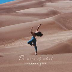 Desert Dancer Do More Instagram Square Desert