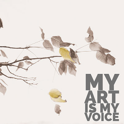 GG Example project: My Art is My Voice