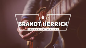 BRANDT HERRICK Youtube 배너
