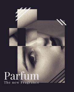 Parfum Instagram Square Cosmetic