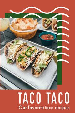 Taco Recipe Pinterest  Cooking