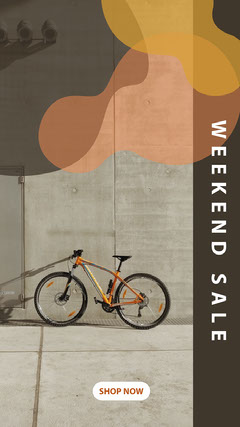 Weekend sale Bike