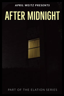 After Midnight Window Book Cover  Book Cover