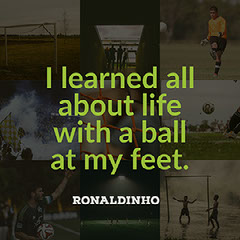Green, Dark Toned Soccer Inspiration Quote Instagram Post Soccer