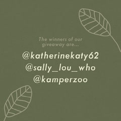 Green Plant Drawings Winners Announcement Instagram Square Contest