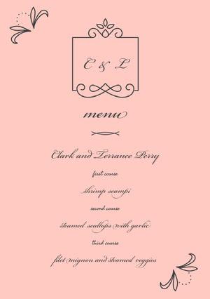 menu Menu