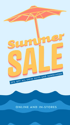 SALE Water