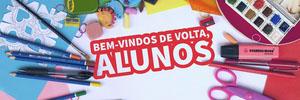 BEM-VINDOS DE VOLTA,<BR>ALUNOS Tamanho de imagem do Twitter