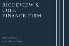 Blue Finance Company ID Card Finance