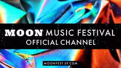 Black and Blue Moon Music Festival Youtube Channel Art Festival