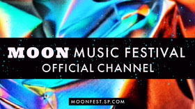 moon music festival youtube channel art YouTube Banner