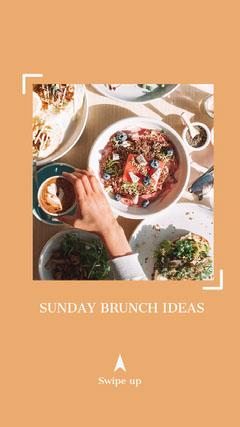SUNDAY BRUNCH IDEAS Food