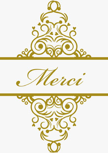 white and gold embellished wedding thank you cards Carte de remerciement de mariage