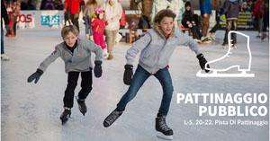 public ice skating rink banner ads Annunci su Facebook