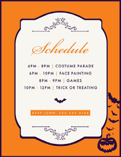 Regal Halloween Party Schedule Halloween Party Schedule