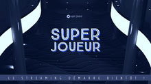 super awesome gamer twitch banner Bannière Twitch